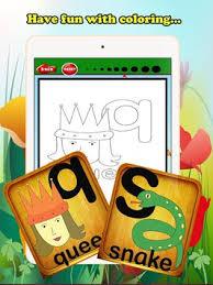 ABC Coloring Book For Kids L Apk Screenshot