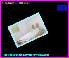 making a platform bed 084933 woodworking plans and projects