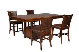 Arizona Adjustable Pub Table + 4 Stools