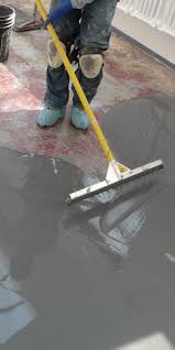 100 Solids Epoxy Garage Floor Coating Canada by Self Leveling Epoxy Flooring For Industrial Commercial Applications