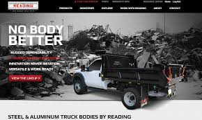 100 Top Trucks Llc Reading Truck Body Service Truck Bodies That Work Hard