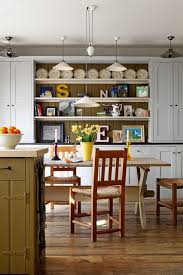 country kitchen dresser farmhouse table dining room ideas