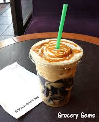 Review Starbucks Caramel Coffee Jelly Frappuccino