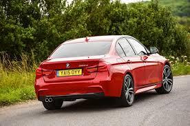 2015 BMW 320d M Sport saloon review review
