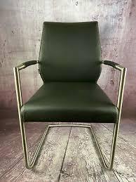 2 konferenzstühle blau 2er set besucherstuhl praxis stuhl