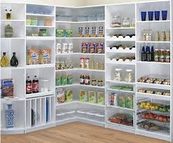 Kitchen And Pantry Storage