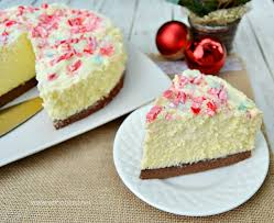 White Chocolate Mousse Cake The BEST mousse cake EVER With a chewy Cake base