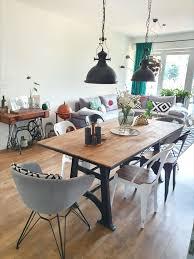 mix match stuhlmix esstisch design esszimmer stühle