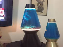 Colossus Lava Lamp Ebay by Blue White Giant Oozing Goo The Lava Lamp Syndicate