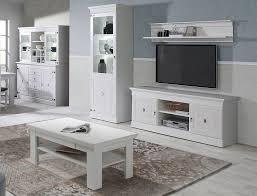 expendio wohnzimmer set enzo 22 spar set 6 tlg pinie weiß nb landhausstil mit softclose kaufen otto