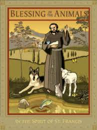 which animals would st francis bless today tradition