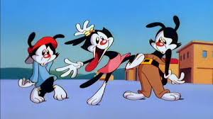 Animaniacs Hooked On A Ceiling Episode by Scooby Doo Cartoon