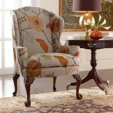 Stickley Furniture Leather Recliner by Stickley Brooklyn Heights Wing Chair Livingroom Stickley Fine