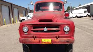 1955 International R-160 4X4 Fire Truck Firetruck - YouTube The Kirkham Collection Old Intertional Truck Parts Harvester R Series Wikiwand Check Out This Stored 1955 R110 Autoweek Transpress Nz Delivery Truck R120 Winch Dump Bed Ite Trucks Tractor Cstruction Plant Wiki Fandom Series Richland Fd Snoopy Harvestamerican Fire Metro Youtube 195559 Arc 160 Coe One Well Su Flickr Duputmancom Photo Of The Week Autolirate R100 Roy New Mexico