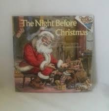 Berenstain Bears Christmas Tree 1979 by The Night Before Christmas Random House Pictureback Douglas