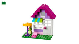 100 Small Lego House Purple Summer House LEGO Classic LEGOcom US