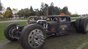 Cummins Twin Turbo Diesel Rat Rod. This Wild Turbo Rat Is Bad-ass ...