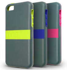 Tylt Band iPhone 5c case
