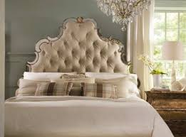 Ebay King Size Beds by King Size Bed Frame Antique White French Headboard Tufted Linen