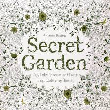 Adults Are Playing With Coloring Books Good Therapy Or Backsliding Secret Garden An Inky Treasure Hunt And Book By Johanna Basford
