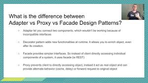 Decorator Pattern C Real World Example by Java Interview Design Patterns Differences Youtube