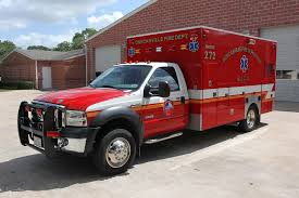 100 Advanced Truck And Auto EMS Life Support City Of Duncanville Texas USA