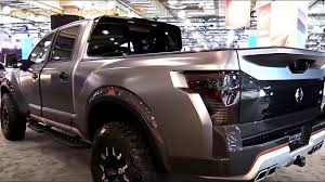 Nissan Titan Warrior Truck 2018-2019 Next Reviews - YouTube