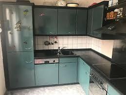 küche einbauküche schränke e geräte l form gebraucht