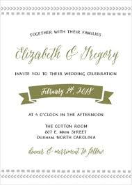 Rustic Tribal Wedding Invitations