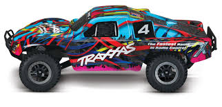100 Slash Rc Truck Us Traxxas 110 Scale 2WD Short Course Racing With TQ