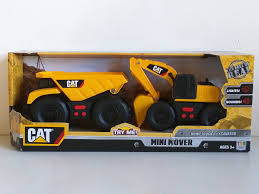 Buy TOY STATE Cat Mini Worker Dump Truck & Excavator (2 Pack) In ... Buy Cat Series Of New Children Disassembly Truck Toy Dump Wiconne Wi 19 November 2017 A Cat On An Tough Tracks Dump Truck Kmart Caterpillar Lightning Load Toy State Mini Worker Excavator 2 Pack In Toy State Ls Big Rev Up Machine Yellow Free Wheeling Machines 3 Toystate New Boys Kids Building Mega Bloks Large Playing Workers Amazoncom Toysmith Shift And Spin Truckcat Toys Trailer
