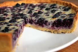 recette paléo tarte aux mûres sauvages expérience paléo