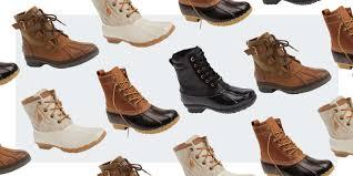 9 best duck boots for winter 2017 waterproof duck boots for women
