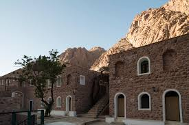 100 Sinai House Monastery Guest FatherJustinsBlog