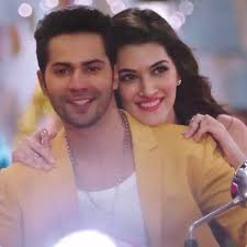 Varun Dhawan and Kriti Sanon s sizzling chemistry in new song