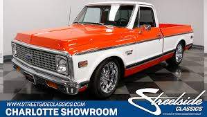 1969 Chevrolet C10 | Streetside Classics - The Nation's Trusted ... 1972 Chevrolet K20 Classic Cars For Sale Michigan Muscle Old Hemmings Find Of The Day Cheyenne P Daily The 7 Best And Trucks To Restore 19 Elegant Ideas Of 1956 Chevy Truck Chevrolet Cheyenne C10 Stock 130078 Sale Near Columbus Photos Up Close Personal With History Fleet Owner Silverado Gets Another Modernday Makeover Editorial Image Image Practical 94200935 Texas Terror 2007 Lowered Truckin Magazine Ck 1500 Questions Loud Poppingknock Noise That Comes