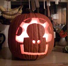 Mario Pumpkin Carving Templates Free by Halloween Pumpkins Any Geek Would Be Proud Of
