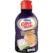 Nestle Coffee Mate Italian Sweet Creme Liquid Creamer 64 Fl Oz