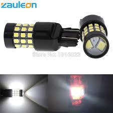 zauleon 2pcs t20 7443 7440 led car bulbs high power 39smd 2835