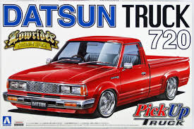 Aoshima 27790 Datsun Truck 720 Lowrider (Pick Up Truck) 1/24 Scale ... 83 Nissan 720 Parts New Used Datsun Car Truck For Sale Page Homebuilt Hero Joes Allin 1965 L320 Slamd Mag 1994 Nissandatsun Nissan Pickup Cars Trucks Northern 1986 Drift Core Goez Mini Truckin Magazine 92 Unique 5th Annual Jam Socal S All 2 Original Arizona 1974 620 Pickup Looks Like My Old Stuffs Pinterest
