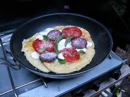 Inspired By Earlier Forays Into Grilling Pizza At Home I Had Decided To Make The Italian Staple