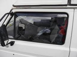 VW T25, T3, Vanagon Cab Wind & Rain Deflectors   CampervanCulture.com Window Visors How To Build Artificial Rain Gutters For Your Truck Cap 6 Steps Honda Wind Deflectors Guards Autos Post Auto 4x4 Accsories Tyres The Ultimate Source Install Visor Guard On Suburban Chevrolet Buy Premium Polycarbonate Sun Hyundai Weathertech Side 2004 Accord Bug Deflector And Suv Car Dna Motoring For 7391 Chevygmc 2pcs Weathershields Fit Toyota Hilux 0515 4 Doors Sr5 Cheap Find Deals Line At Alibacom Hoods