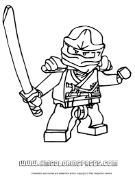 Coloriage Lego Ninjago Kai Zx Ninjago Dragon Drawing At Getdrawings