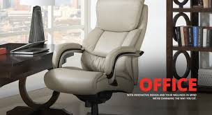 Serta Memory Foam Managers Chair by Home Page