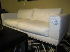 Decoro Leather Sofa With Hardwood Frame by Price 849 95 Item 123055 North Shore Leather Sofa In Carved