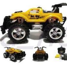 JCH Mobil R/C Bigfoot SUVS Mainan Anak