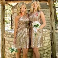 Gorgeous Sequin Elegant Sweet Heart Long Cheap Bridesmaid Dresses