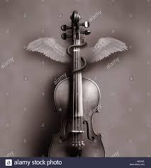 Illustration Music And Medicine Concept Violin Medical Symbol