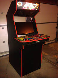 Mame Cabinet Plans Download by Lcd Widescreen Arcade Cabinet Mame Cabinets Pinterest