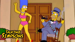 Best Halloween Episodes Of The Simpsons by Talking Simpsons U2013 Laser Time